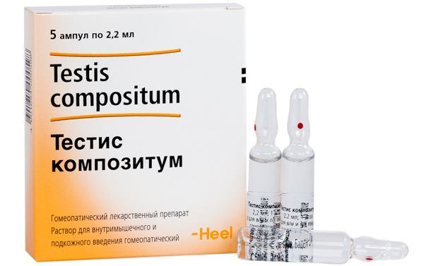 Тестис Композитум