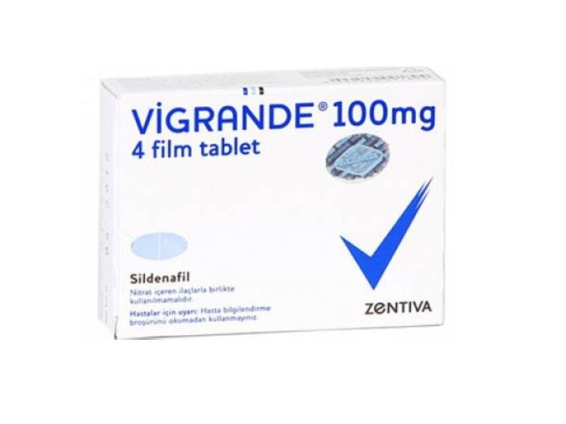 Вигранде таблетки