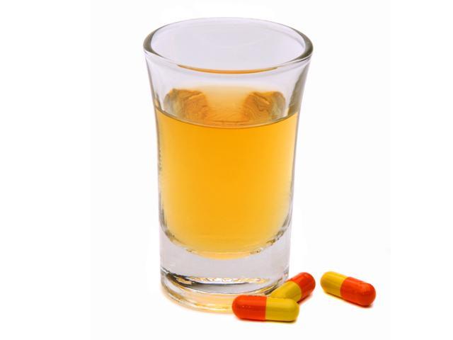 Визарсин и алкоголь