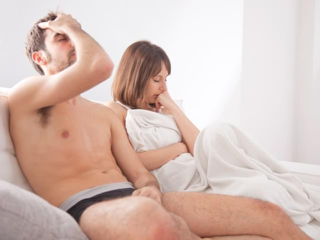 Некачественный секс