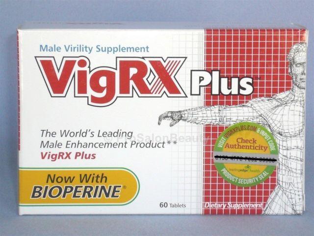 VigRX Plus таблетки
