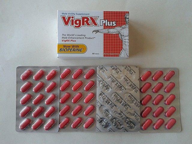 Эффективность vigrx plus