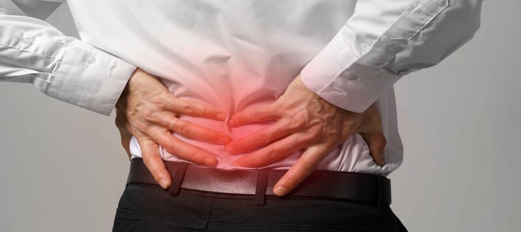 Нестерпимая боль в поясничном отделе