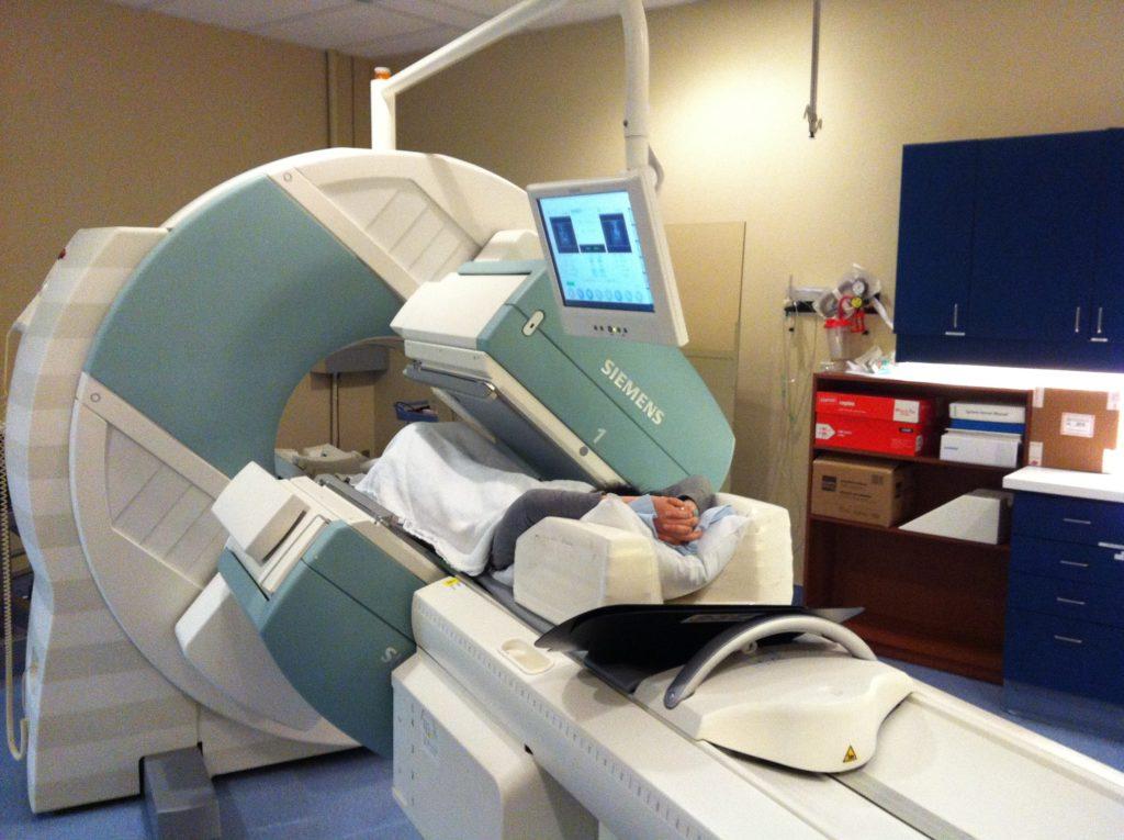 остеосцинтиграфия