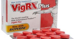 Препарат для эффективного повышения мужской потенции — VigRX Plus