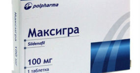 Эффективное лекарство от импотенции — Максигра