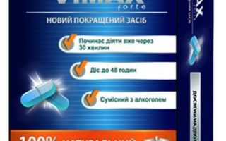 Популярная и эффективная БАД для повышения потенции — Вимакс