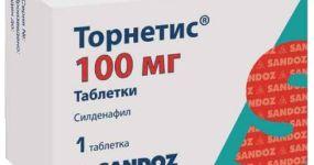 Эффективность использования препарата Торнетис для восстановления потенции