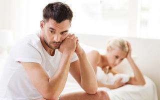 Что такое Импотенция и ее признаки у молодых?