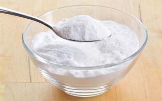 Пищевая сода для потенции