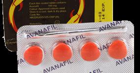 Препарат Аванафил — новинка на современном фармакологическом рынке