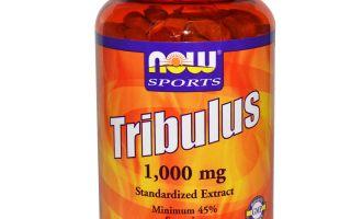 История возникновения препарата Трибулус и его действие
