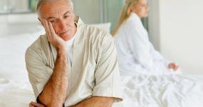 Что нужно делать для действенного повышения потенции у мужчин после 50