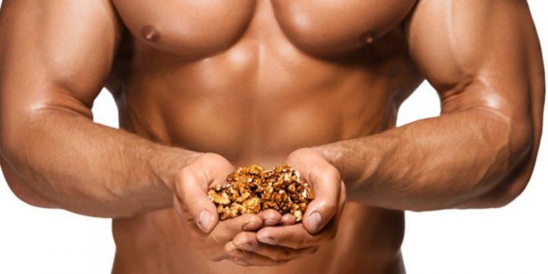 Грецкий орех для мужчин: польза и вред, противопоказания