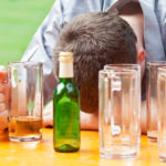 Сильная алкогольная интоксикация